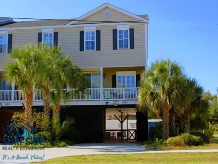 Toe Townhouse - Image 1 - Surfside Beach - rentals