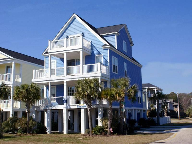 Lazy Flip Flop - Image 1 - Surfside Beach - rentals