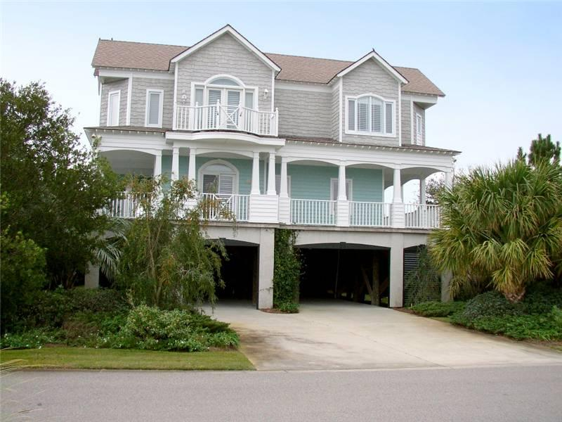 Lee Beach House - Image 1 - Pawleys Island - rentals