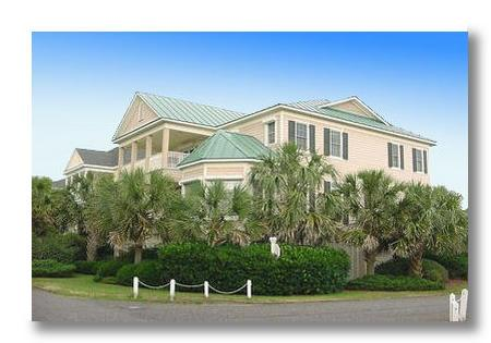 Cordy House - Second Row - Cordy Beach House - Pawleys Island - rentals
