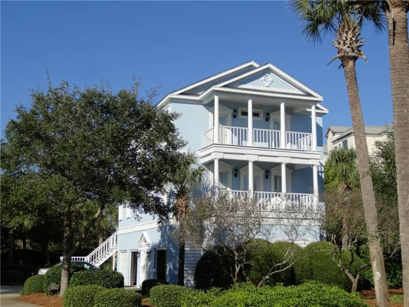 Blue Heaven Beach House - Image 1 - Pawleys Island - rentals