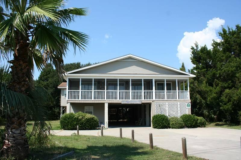 Strandhaus - Pet Friendly - Image 1 - Pawleys Island - rentals