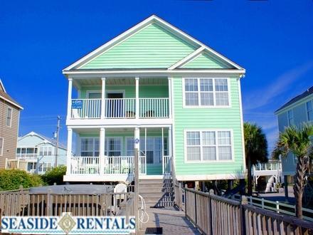 New Beginnings - Image 1 - Garden City Beach - rentals