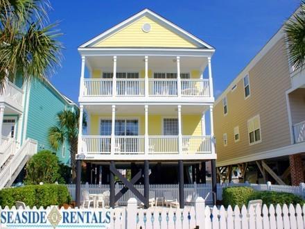 Legal Ease - Image 1 - Surfside Beach - rentals