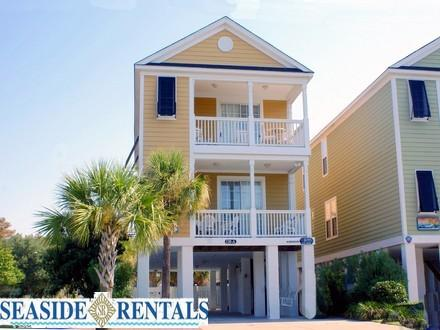 Island Breeze - Image 1 - Surfside Beach - rentals
