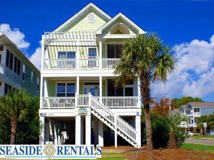 Gathering Place - Image 1 - Surfside Beach - rentals