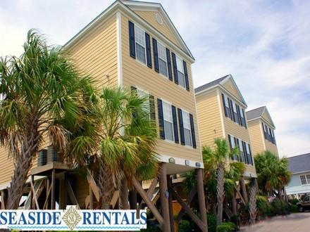 Cypress Cove 154 - Image 1 - Garden City Beach - rentals