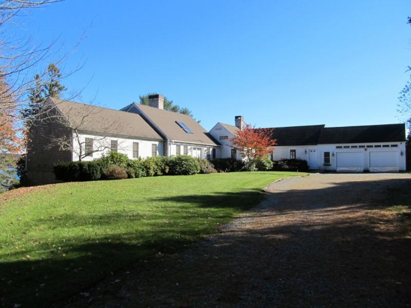 Door Yard - Wieland House - Blue Hill - rentals