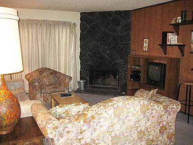Living Room - The Summit - TS236 - Mammoth Lakes - rentals