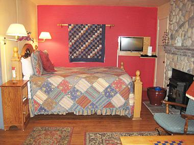 Bed Area - Hidden Valley - HV029 - Mammoth Lakes - rentals