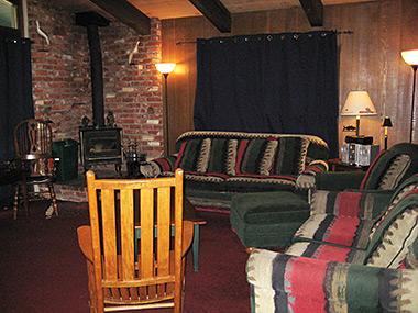Living Room - Chateau Sans Nom - CSN27 - Mammoth Lakes - rentals