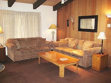 Living Room - Chateau Sans Nom - CSN29 - Mammoth Lakes - rentals