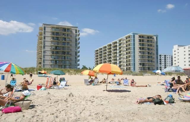 BRAEMAR 808 - Image 1 - Ocean City - rentals
