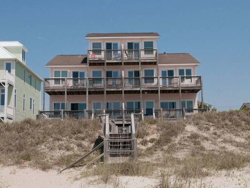 Ocean Watch East - Image 1 - Emerald Isle - rentals