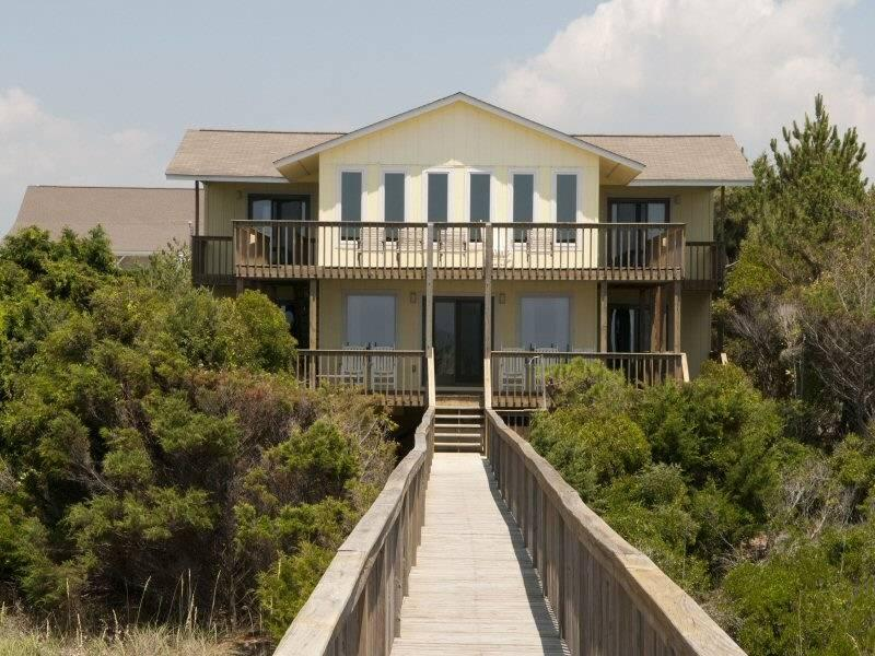 Palmetto Cottage - Image 1 - Emerald Isle - rentals