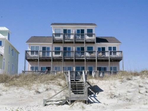 Ocean Watch West - Image 1 - Emerald Isle - rentals