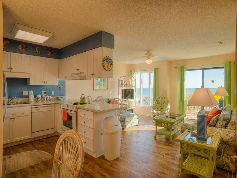 Pebble Beach D305 - Image 1 - Emerald Isle - rentals