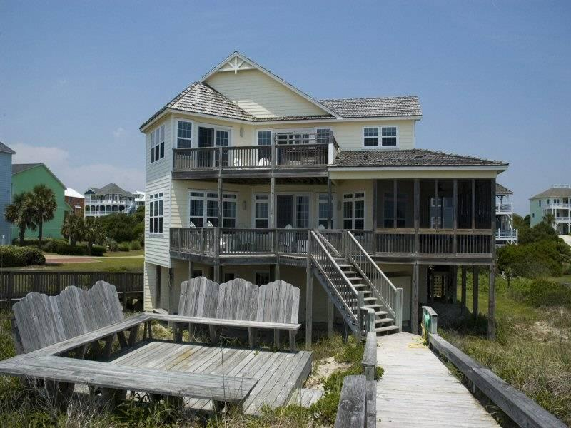 Breezy Cottage - Image 1 - Emerald Isle - rentals