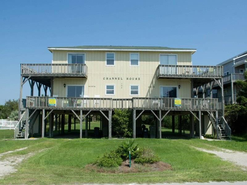 Channel House North - Image 1 - Emerald Isle - rentals