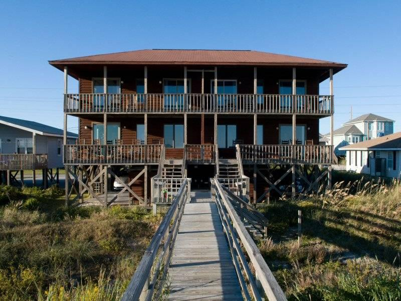 Sandcastle East - Image 1 - Emerald Isle - rentals
