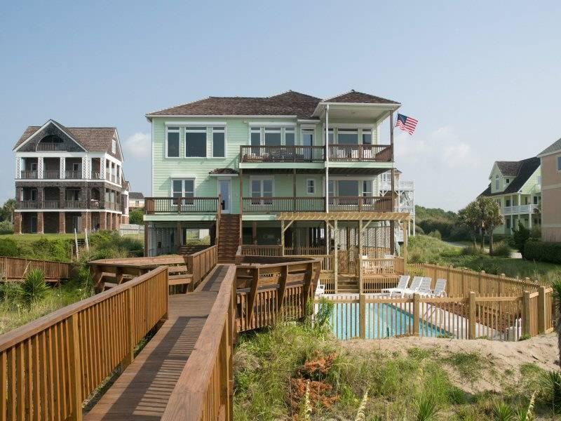 Villa del Mar - Image 1 - Emerald Isle - rentals