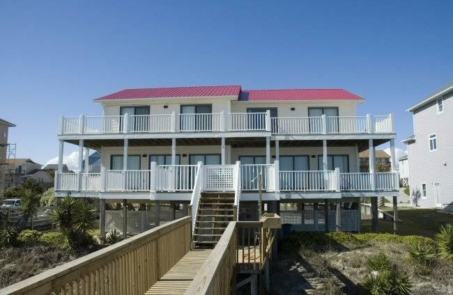 Red Roof Cottage East - Image 1 - Emerald Isle - rentals