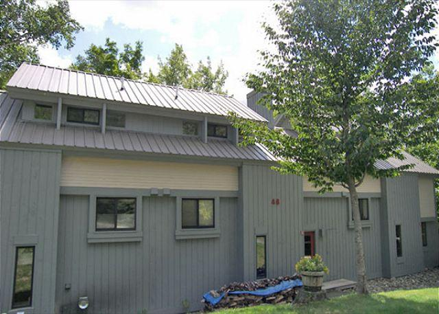 Exterior of Clearbrook 61M - Clearbrook 61M - Managed by Loon Reservation Service - Lincoln - rentals