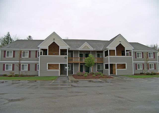 Outside - Forest Ridge 13-2 - Managed by Loon Reservation Service - Lincoln - rentals