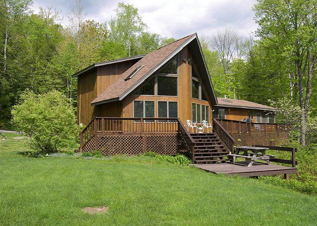 Outside - Bull Moose Road 10 - Managed by Loon Reservation Service - North Woodstock - rentals