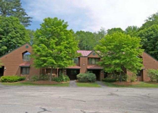 Outside - Deer Park 302 - Managed by Loon Reservation Service - North Woodstock - rentals