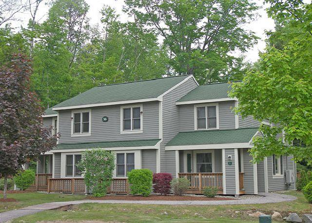 Outside - Forest Ridge 37 - Managed by Loon Reservation Service - Lincoln - rentals