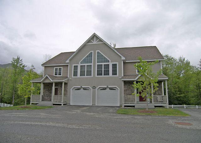 Outside - Forest Ridge 132B - Managed by Loon Reservation Service - Lincoln - rentals