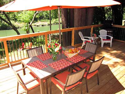 The Boat House, Russian River Getaway in Guerneville, Sonoma - The Boat House - Guerneville - rentals
