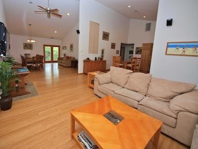 Contente, Russian River Vacation Homes, Open Dining Area - Contente - Game Room, Spa, Riverfront - Guerneville - rentals