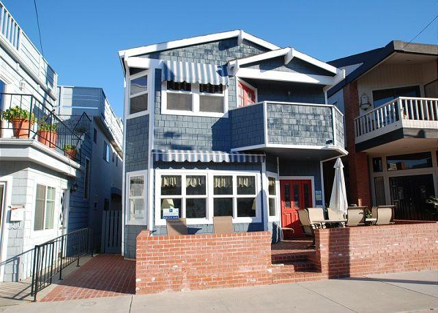 Great Bayside 2 Story Single Family Home with Bay Views! Family Fun! (68105) - Image 1 - Balboa - rentals