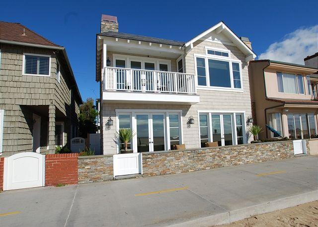 Brand New 5 Bedroom Oceanfront Single Family Home! (68301) - Image 1 - Newport Beach - rentals