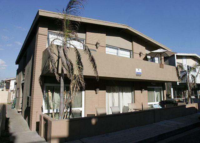 5004 Seashore - Great Lower Unit of a Duplex! 1 House from Beach! (68198) - Newport Beach - rentals