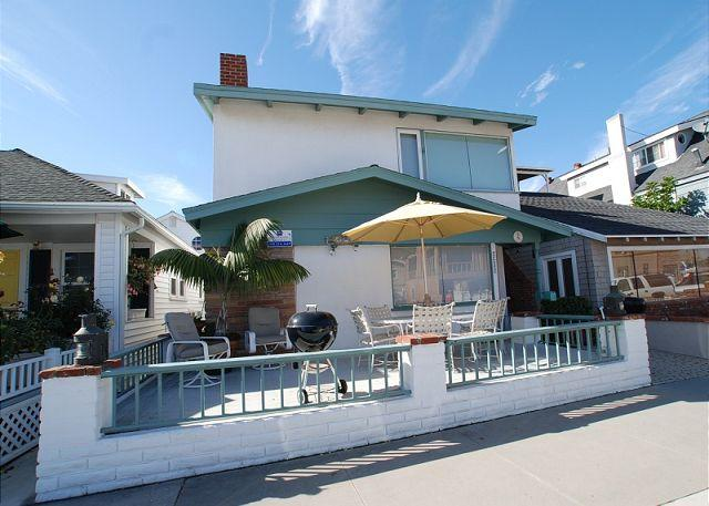 Updated 2 Story Bayside Single Family Home! Bay Views! (68183) - Image 1 - Balboa - rentals