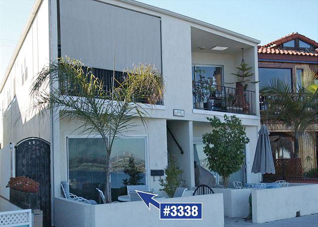 Adorable bayfront condo! Private patio, peaceful views - Image 1 - Pacific Beach - rentals