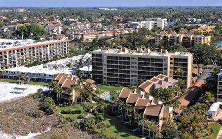 Building 4- Gulfside - Chinaberry 424 - Siesta Key - rentals