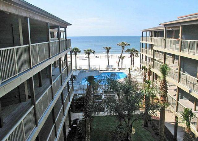Sandpiper - Sandpiper 6C ~ Well Appointed Beachview Condo - Gulf Shores - rentals