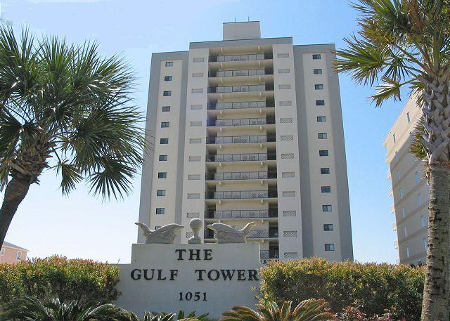 Gulf Tower - Gulf Tower 7D ~ Relaxing Beachfront Hideaway - Gulf Shores - rentals