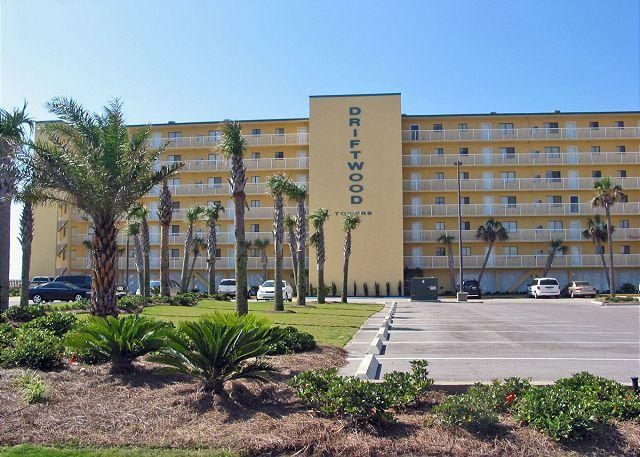 Driftwood Towers - Driftwood Towers 1D - Gulf Shores - rentals