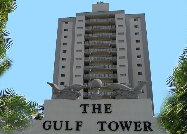 Gulf Tower - Gulf Tower 6C ~ Well Equipped Beachfront Condo - Gulf Shores - rentals