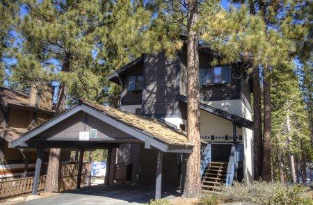 3BR Austrian style chalet overlooking the forest - HCH1038 - Image 1 - South Lake Tahoe - rentals