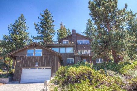 Luxury Tahoe rental in Heavenly Valley with lake view - HCH1202 - Image 1 - South Lake Tahoe - rentals