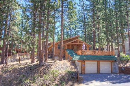 One of a kind, 4BR luxuriously remodeled home - HCH1034 - Image 1 - South Lake Tahoe - rentals