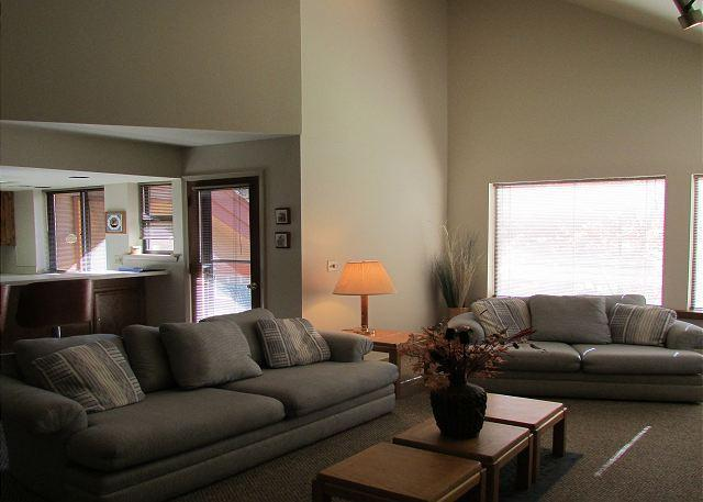 Great condo on the Payette river. Walk to lake. - Image 1 - McCall - rentals