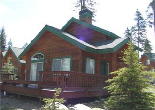 View - Nestled in the Cottages at Spring Mountain Ranch with amenities - McCall - rentals