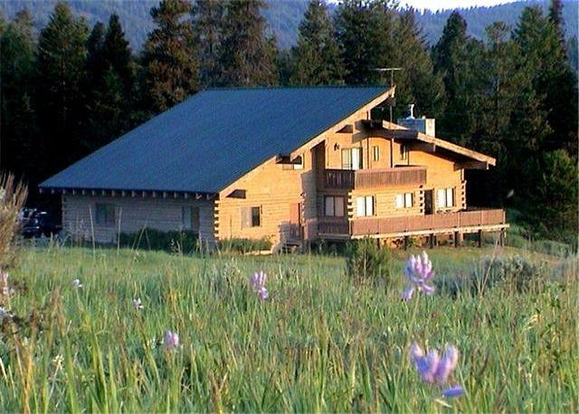 Spacious Lodge Style Home On Large Acreage and Extra Parking - Image 1 - McCall - rentals